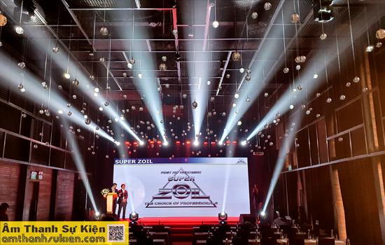 Âm Thanh Sự Kiện hân hạnh là nhà cung cấp hệ thống âm thanh cho buổi lễ ra mắt sản phẩm thương hiệu Nhật Bản dành cho xe máy của Công ty Nextone