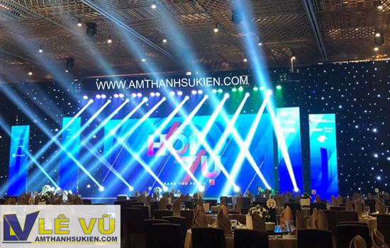 Cho thuê âm thanh ánh sáng chuyên nghiệp giá rẻ TPHCM