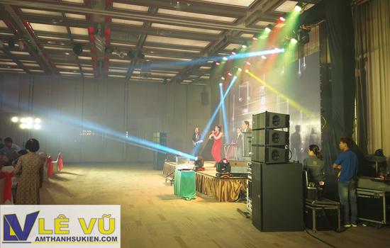 Cho thuê âm thanh ánh sáng - tổ chức sự kiện