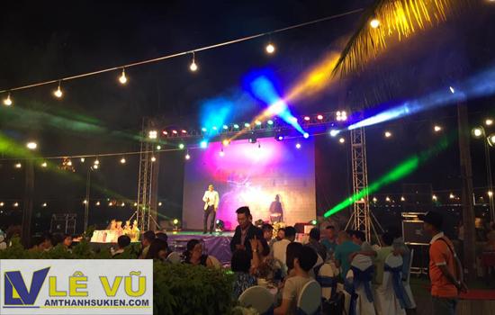 Cho thuê âm thanh ánh sáng giá rẻ tại Đà Nẵng