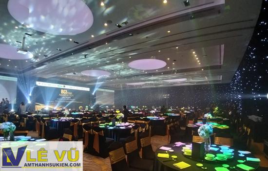 Cho thuê âm thanh ánh sáng hội nghị, hội thảo, sự kiện trao giải, họp mặt