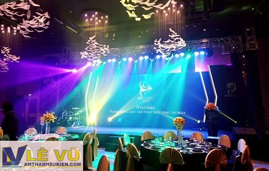 Cho thuê âm thanh ánh sáng Lễ trao giải Asia Pacific Entrepreneurship Awards APEA lần thứ 13