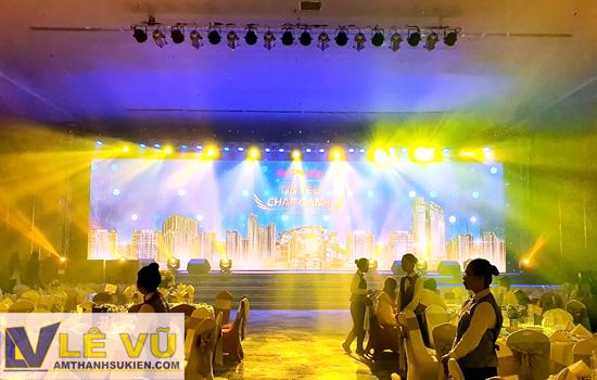 Cho thuê âm thanh ánh sáng, màn hình Led chương trình Year End Party Công ty Cổ phần xây dựng An Phong
