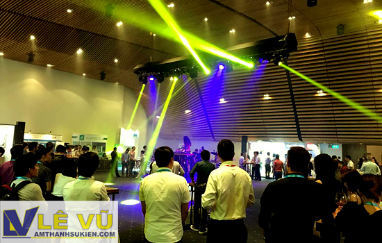 Cho thuê âm thanh ánh sáng, sân khấu chuỗi sự kiên kiến trúc hàng đầu Đông Nam Á BCI Equinox