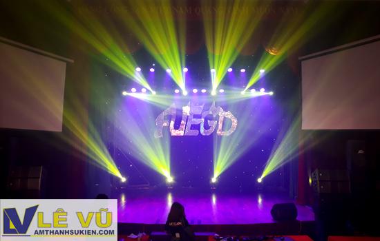 Cho thuê âm thanh ánh sáng Show Fued - IU ArTeam