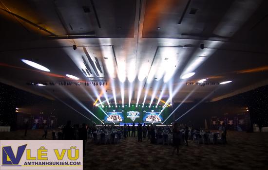 Cho thuê âm thanh ánh sáng Sự kiện quốc tế Diamond WorldWide PMU Master Class 2019