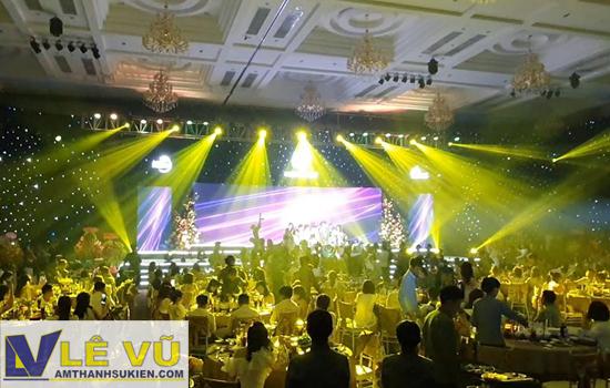 Cho thuê âm thanh ánh sáng tổ chức đám cưới