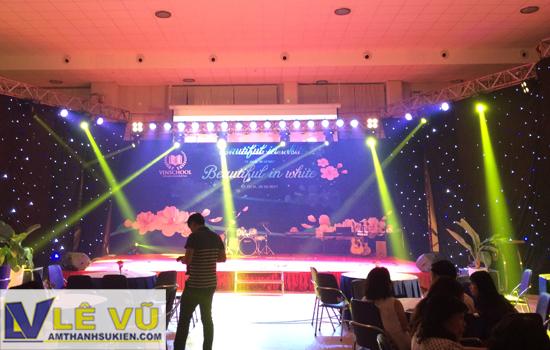 Âm thanh ánh sáng cho sự kiện