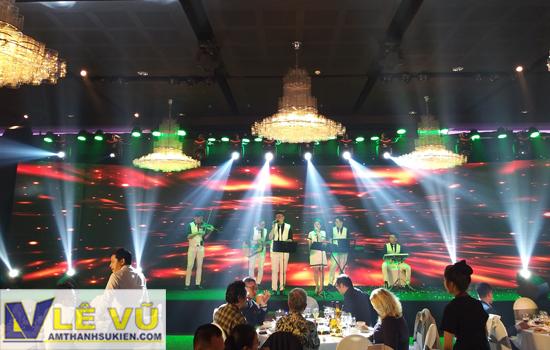 Cho thuê thiết bị âm thanh ánh sáng giá rẻ tại Hà Nội