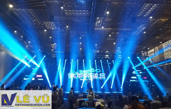 Cho thuê thiết bị âm thanh ánh sáng sân khấu