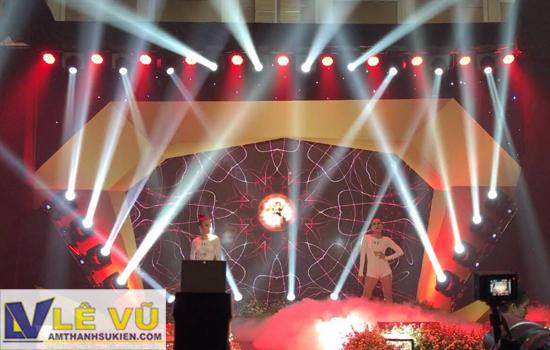Công ty âm thanh ánh sáng uy tín tại Đà Nẵng
