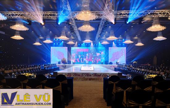 Công ty cho thuê âm thanh ánh sáng, màn hình led giá tốt chất lượng cao tại TP. HCM