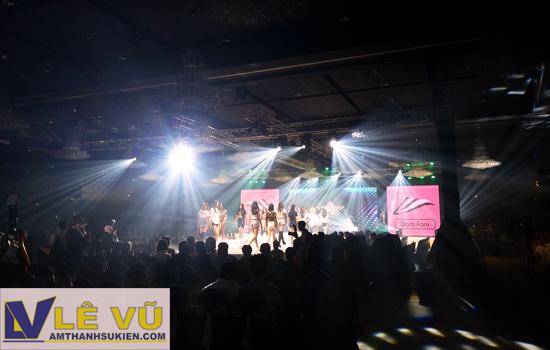 Cung cấp âm thanh ánh sáng chương trình kỷ niệm 5 năm thành lập D.O Group